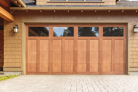 New garage door installed in Phoenix, AZ