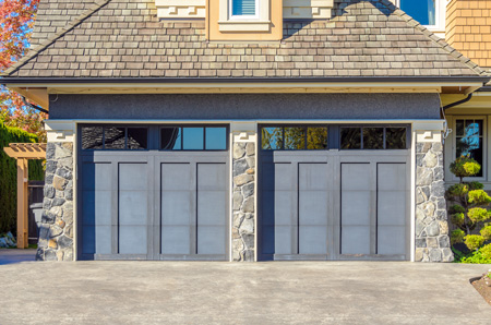 New garage door installed in Peoria, AZ